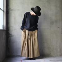 cavane キャヴァネ / Over skirtスカート / ca-20121