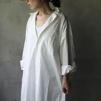 cavane キャヴァネ / 【受注予約】Long shirt Onepieceワンピース / ca-20072