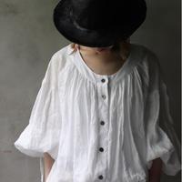 cavane キャヴァネ / Buttoned open blouseブラウス / ca-21060