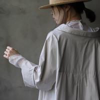 cavane キャヴァネ / Wide one-piece dressワイドドレス / ca-20042