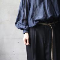 cavane キャヴァネ / wool tapered pantsパンツ/ ca-20106