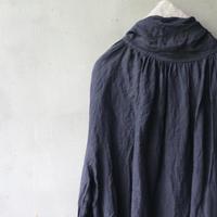 cavane キャヴァネ /  【受注予約】Pull-over blouse with tieブラウス  / ca-20107P