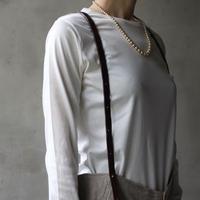 cavane キャヴァネ / Long sleeveT ロングT / ca-21101