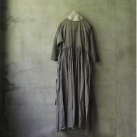Tabrik タブリク / C/Silk gather dressワンピース/ ta-21012