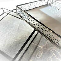 光の箱*ステンドグラスケース(小)