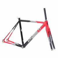 ENGINE11 Crit-D Frame Set 2019(Blood Orange)