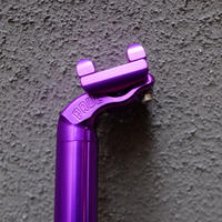 PAUL COMPONENT Tall And Handsome Seat Post Limited Purple