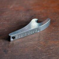 PARAGON MACHINE WORKS Titanium Keychain Bottle Opener