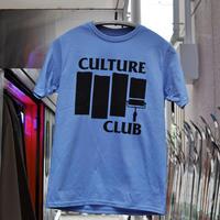 Culture Club BF T-shirt / Carolina Blue