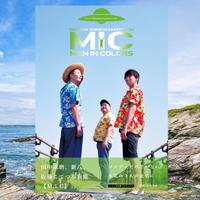 佐藤・新八・田中写真集 「MIC」