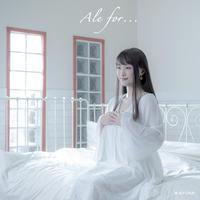 【ハイレゾ音源】茉莉奈 6th single「Ale for...」※C.C.C STORE限定