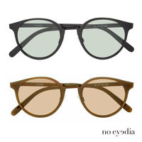 no eyedia+ NE-AF-001(カラーレンズサングラス)2color