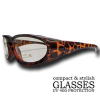 超軽量わずか30g!!スタイリッシュなデザインの花粉対策眼鏡 花粉対策メガネ ケース付き花粉と紫外線をガード UVカット サングラス 飛沫 対策 防護 保護眼鏡 めがね ゴーグルlegl02br