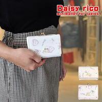 【DaisyRico】デイジーリコ 大人可愛い がま口短財布 ミニ財布 キティ 送料無料  dr2-2