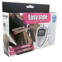 激安!筋肉エクササイズ EMSマシン!簡単貼るだけエクササイズマシーン!電池式ダイエットお腹 お尻ヒップアップaxl162