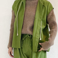 Ribbed turtle  sweater