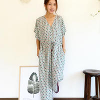 Flare sleeve jump suite G/H
