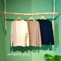 Long  sleeveカットソー cotton100