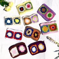 Crochet Stitch Pouch