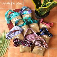 Eco folding tote bag     L size