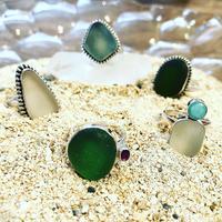 Seaglass Ring