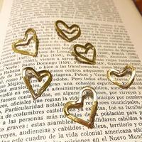 Heart Brass Pierce