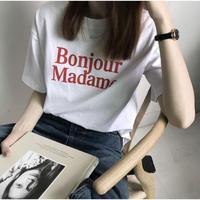 即納/Bonjour' T-shirt