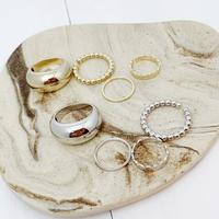 circle 4set ring