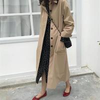 即納/soutien collar coat