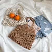 cotton mesh bag