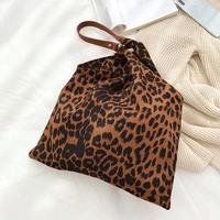 即納/leopard  bag