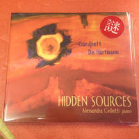Alessandra Celletti 『HIDDEN SOURCES』