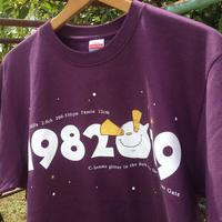 1982-2019 Tシャツ