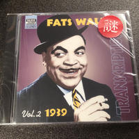 FATS WALLER 『1939 Transcriptions』