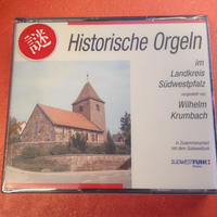 Historische Orgeln (2CD)