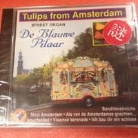 『Tulips from Amsterdam - STREET ORGAN De Blauwe Pilaar』