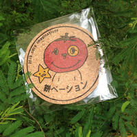 CD屋「餅」コースター