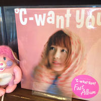 『℃-want you!』