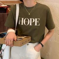 HOPEロゴTシャツ 3色展開