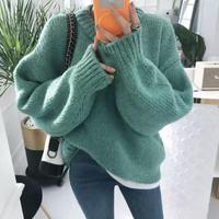 ニットセーター 6色展開
