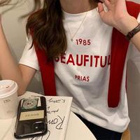 BEAUFITULロゴTシャツ 2色展開