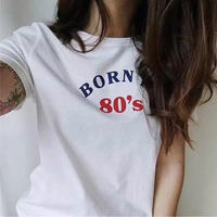 80'sロゴTシャツ