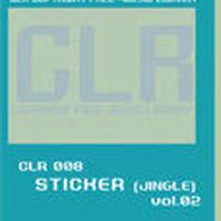 CLR008-Sticker(ジングル集) Vol.02 ~オーケストラ編~