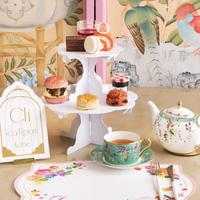 Sweet Home Afternoon Tea Set1名様用