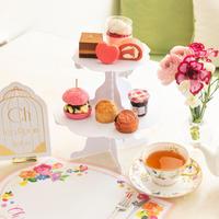 L' AVENUE × Sweet Home Afternoon Tea Set1名様用