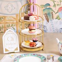 """""""スイーツ&セイボリー""""   Sweet Home Afternoon Tea Set  1名様(食材のみ)"""