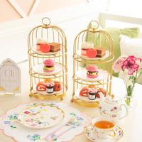 """""""スイーツ&セイボリー""""   L' AVENUE × Sweet Home Afternoon Tea Set2名様用"""