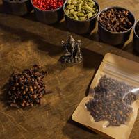 クローブ25g【最高品質オーガニッククローブホール・インドネシア産】Organic Clove