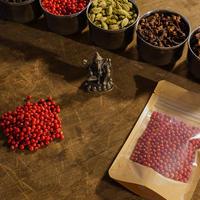 ピンクペッパー20g【最高品質/農薬不使用ピンクペッパー・マダガスカル産】Pink Pepper