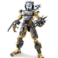 【プレデター】 レゴ互換 エイリアン VS プレデター フィギュア グッズ ブロックセット おもちゃ 映画 LEGO風 【入手困難】